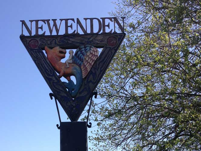 Newenden Village